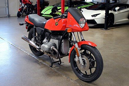 1982 BMW R100 for sale 200493532