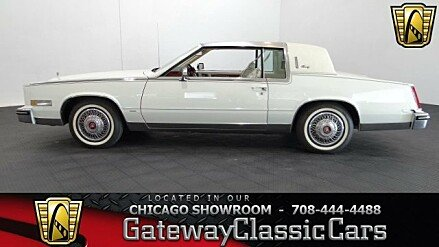 1982 Cadillac Eldorado for sale 100739118