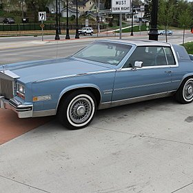 1982 Cadillac Eldorado for sale 100766104