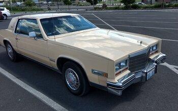 1982 Cadillac Eldorado for sale 100927568