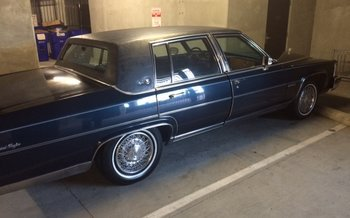 1982 Cadillac Fleetwood Brougham Sedan for sale 100880835