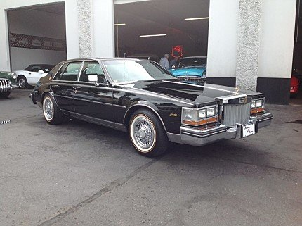 1982 Cadillac Seville for sale 100788781