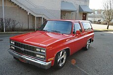 1982 Chevrolet Blazer for sale 100846244