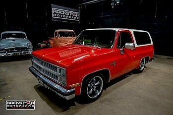 1982 Chevrolet Blazer 2WD for sale 100872068