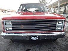 1982 Chevrolet Blazer 2WD for sale 100956692