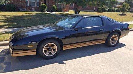 1982 Chevrolet Camaro for sale 100929422