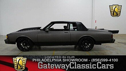 1982 Chevrolet Caprice Classic Coupe for sale 100964999