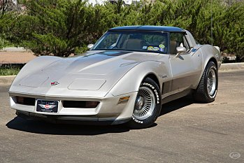 1982 Chevrolet Corvette for sale 100768270