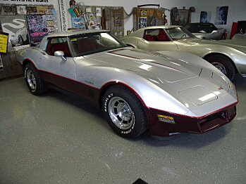 1982 Chevrolet Corvette for sale 100789869