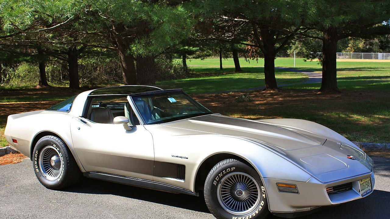 1982 Chevrolet Corvette Coupe for sale 100767270