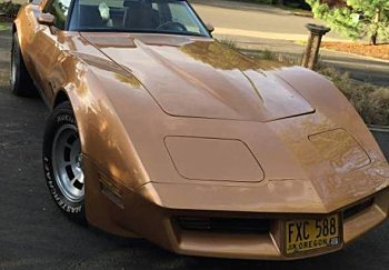 1982 Chevrolet Corvette Coupe for sale 100791558