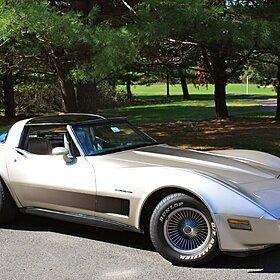 1982 Chevrolet Corvette Coupe for sale 100767270