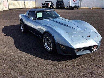 1982 Chevrolet Corvette Coupe for sale 100788232