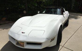 1982 Chevrolet Corvette Coupe for sale 100789340