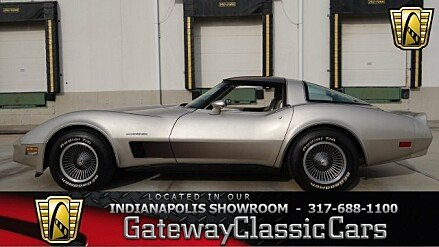 1982 Chevrolet Corvette Coupe for sale 100795581