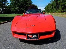 1982 Chevrolet Corvette for sale 100827505