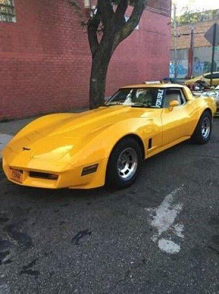 1982 Chevrolet Corvette for sale 100827544
