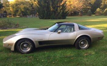 1982 Chevrolet Corvette Coupe for sale 100870105