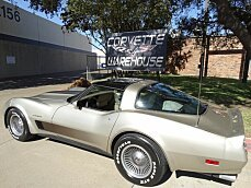 1982 Chevrolet Corvette Coupe for sale 100886088
