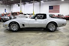 1982 Chevrolet Corvette Coupe for sale 100907003