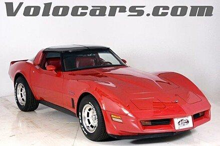 1982 Chevrolet Corvette Coupe for sale 100912596