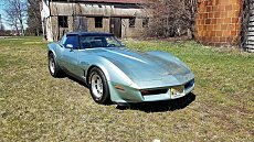1982 Chevrolet Corvette for sale 100925399