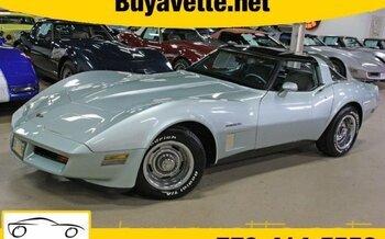 1982 Chevrolet Corvette Coupe for sale 100925631
