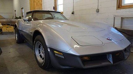 1982 Chevrolet Corvette for sale 100929418