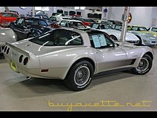 1982 Chevrolet Corvette Coupe for sale 100930040