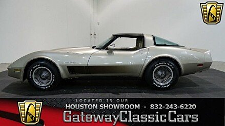 1982 Chevrolet Corvette Coupe for sale 100949393