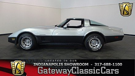 1982 Chevrolet Corvette Coupe for sale 100949400