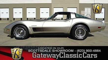 1982 Chevrolet Corvette Coupe for sale 100949467