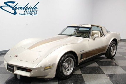 1982 Chevrolet Corvette for sale 100951270