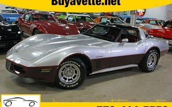 1982 Chevrolet Corvette Coupe for sale 100955001