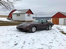 1982 Chevrolet Corvette Coupe for sale 100957939