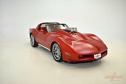 1982 Chevrolet Corvette Coupe for sale 100959774