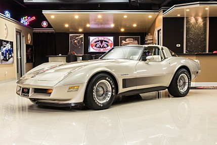 1982 Chevrolet Corvette Coupe for sale 100972784