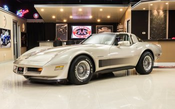 1982 Chevrolet Corvette Coupe for sale 100972784