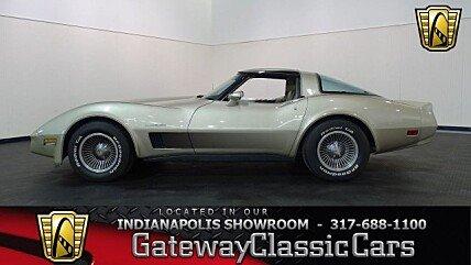 1982 Chevrolet Corvette Coupe for sale 100974561