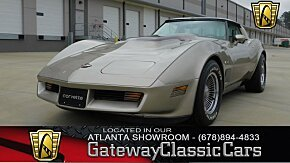 1982 Chevrolet Corvette Coupe for sale 100976274