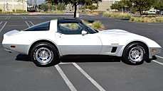 1982 Chevrolet Corvette Coupe for sale 100976839