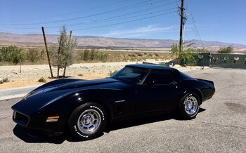1982 Chevrolet Corvette Coupe for sale 100978666