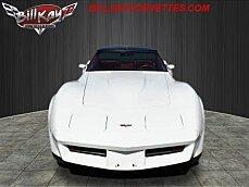 1982 Chevrolet Corvette Coupe for sale 100980992