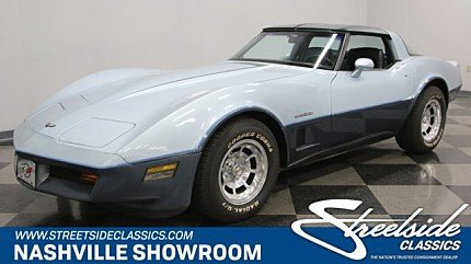 1982 Chevrolet Corvette Coupe for sale 101003212