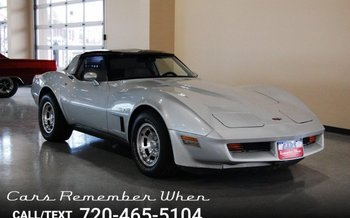 1982 Chevrolet Corvette Coupe for sale 101004158