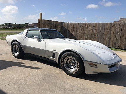1982 Chevrolet Corvette Coupe for sale 101007997