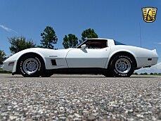 1982 Chevrolet Corvette Coupe for sale 101008858