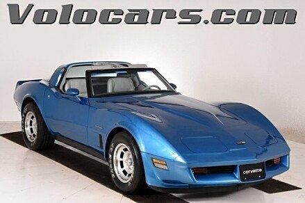 1982 Chevrolet Corvette Coupe for sale 101026056