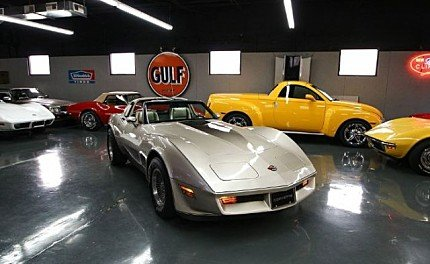 1982 Chevrolet Corvette for sale 101028900