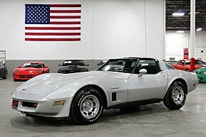 1982 Chevrolet Corvette Coupe for sale 101050819